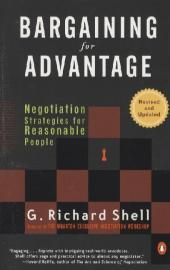 Bargaining for Advantage - G. R. Shell