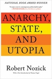 Anarchy, State, and Utopia - Robert Nozick