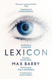 Lexicon, English edition - Max Barry