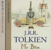 Mr. Bliss, 1 Audio-CD - John R. R. Tolkien