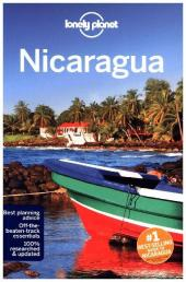 Lonely Planet Nicaragua - Greg Benchwick
