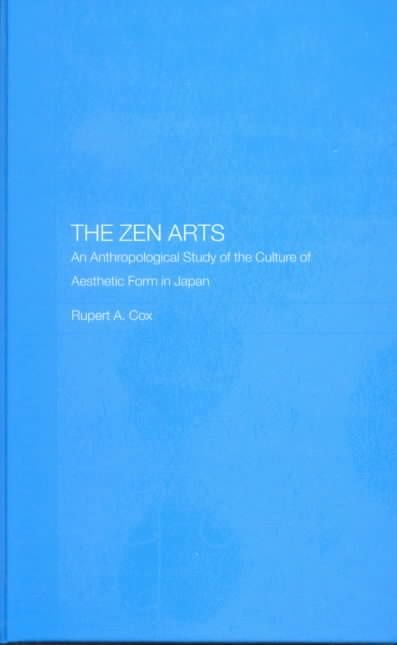 The Zen Arts - Rupert Cox