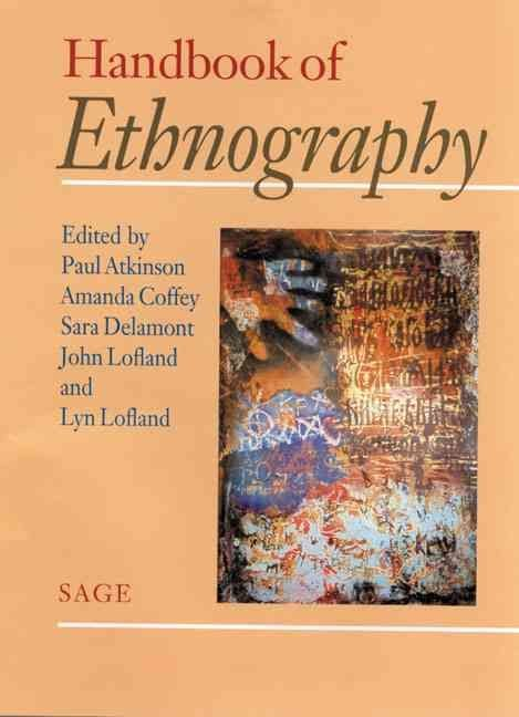 Handbook of Ethnography - Paul Anthony Atkinson