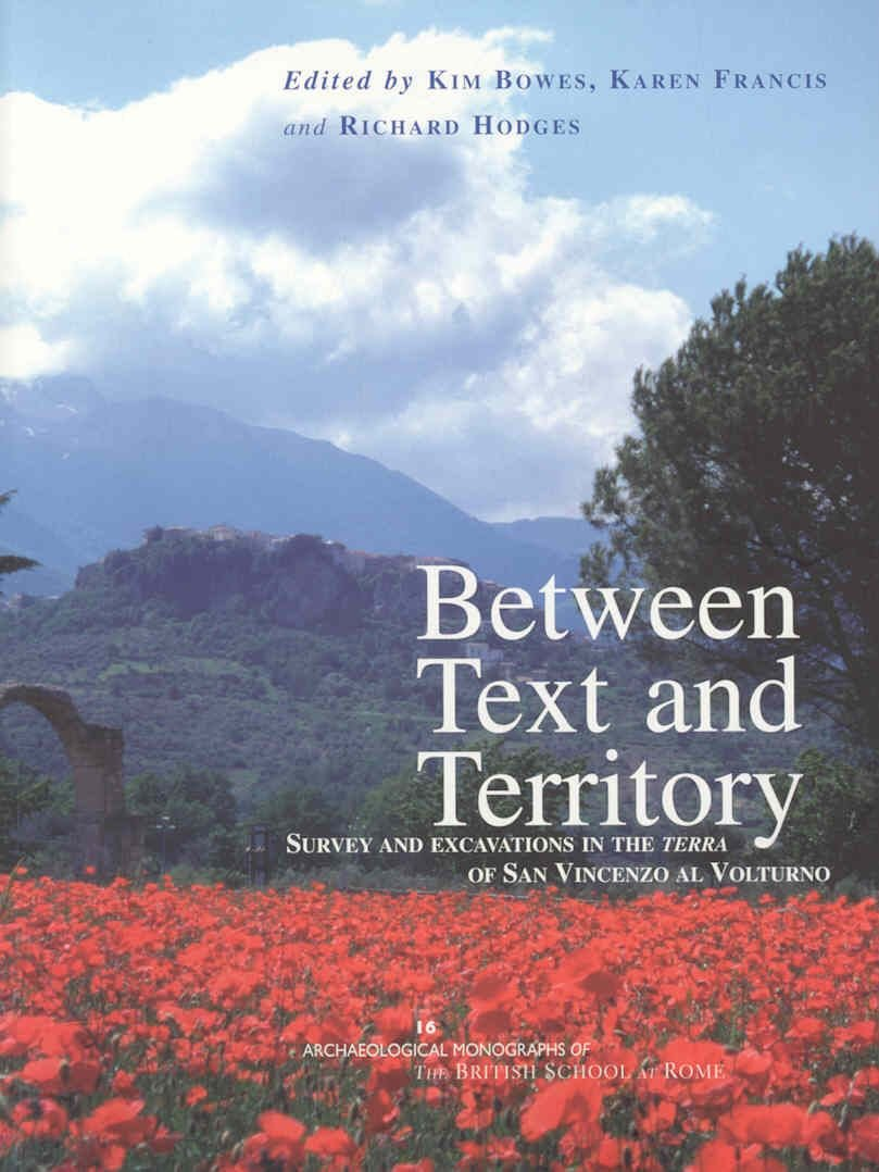 Between Text and Territory - Kim Bowes