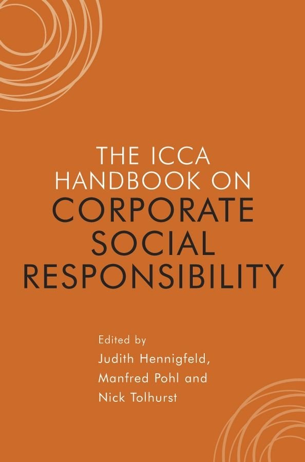 The ICCA Handbook of Corporate Social Responsibility