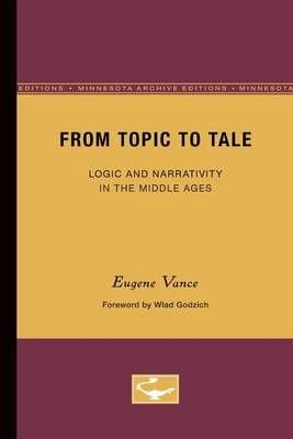 From Topic to Tale - Eugene Vance