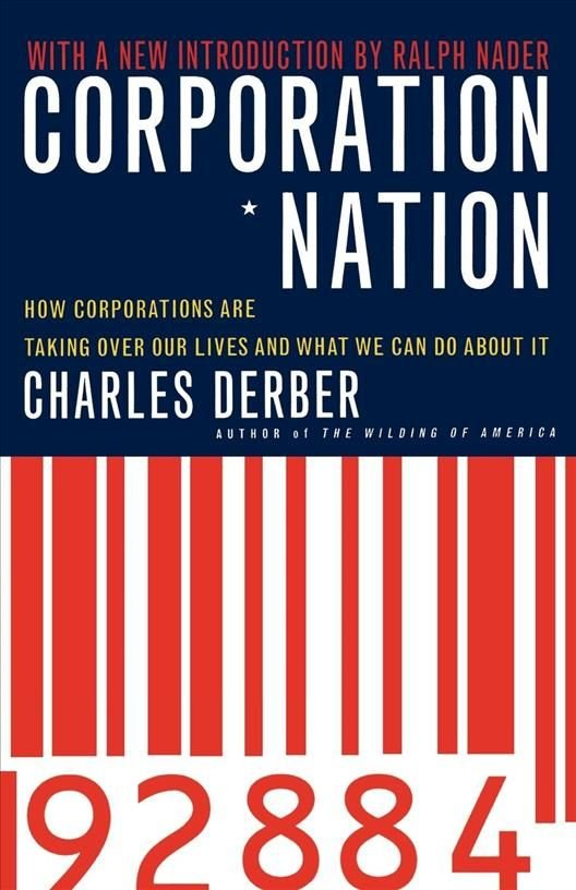 Corporation Nation - Charles Derber