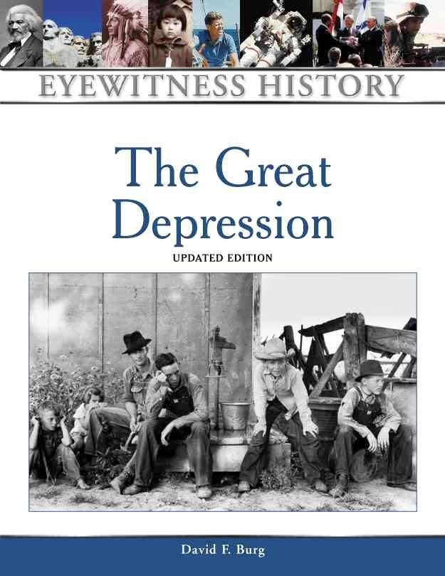 The Great Depression - David F. Burg