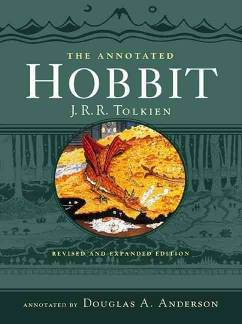 The Annotated Hobbit - J.R.R. Tolkien