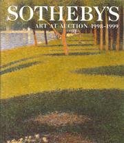 Sotheby's Art at Auction 1998-1999 - Emma Lawson