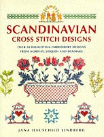 Scandinavian Cross Stitch Designs - Jana Hauschild Lindberg
