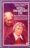 With A Daughter's Eye - Mary Catherine Bateson