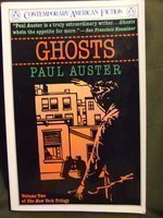 Ghosts (New York Trilogy) - Paul Auster