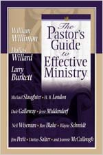 The Pastor's Guide to Effective Ministry - Neil B. Wiseman; Larry Burkett; Wayne Schmidt; Jr. H. B. London; Jesse C. Middendorf; William H. Willimon; Dal