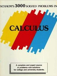 3000 Solved Problems in Calculus (Schaum's Outline) - Elliott Mendelson