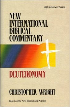 Deuteronomy (New International Biblical Commentary) - Christopher J.H. Wright