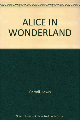 Alice In Wonderl/spec (Illustrated Junior Library) - Lewis Carroll