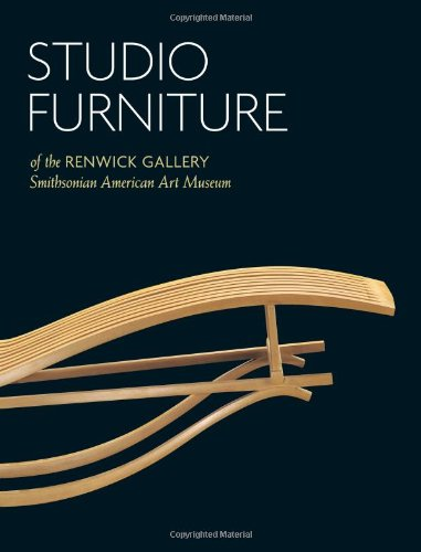 Studio Furniture of the Renwick Gallery - SC Edition: Smithsonian American Art Museum - Oscar P. Fitzgerald