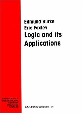 Logic and Its Applications - Edmund Burke; Eric Foxley