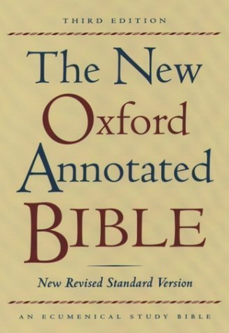 The New Oxford Annotated Bible, New Revised Standard Version, Third Edition (Hardcover 9700) - Michael D. Coogan; Marc Z. Brettler; Carol A. Newsom; Pheme Perkins