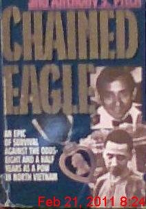 Chained Eagle - Everett Alvarez