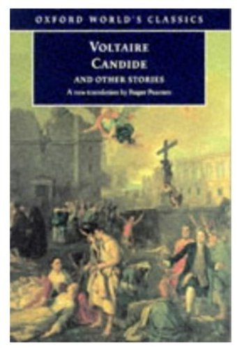 Candide and Other Stories (Oxford World's Classics) - Voltaire