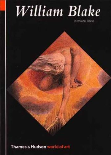 William Blake (World of Art) - Kathleen Jessie Raine