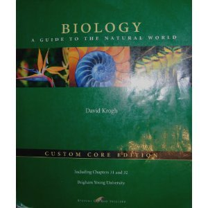 Biology A Guide to the Natural World - David Krogh