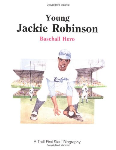 Young Jackie Robinson - Pbk (Troll First-Start Biography) - Farrell