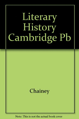 A Literary History of Cambridge - Graham Chainey