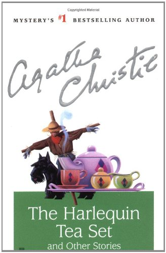 The Harlequin Tea Set and Other Stories (Hercule Poirot) - Agatha Christie