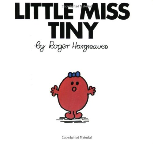 Little Miss Tiny (Mr. Men and Little Miss) - Roger Hargreaves