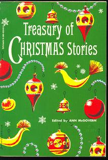 Treasury of Christmas Stories - Ann McGovern; David Lockhart