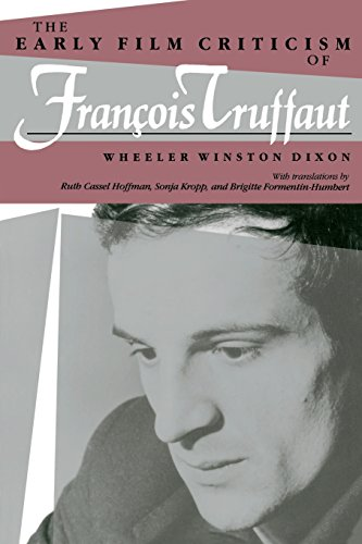 Early Film Criticism of Francois Truffaut (Midland Book) - Wheeler Winston Dixon