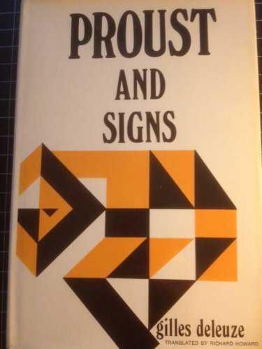 Proust and signs - Gilles Deleuze