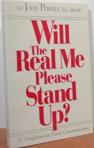 Will the Real Me Please Stand Up - John Powell