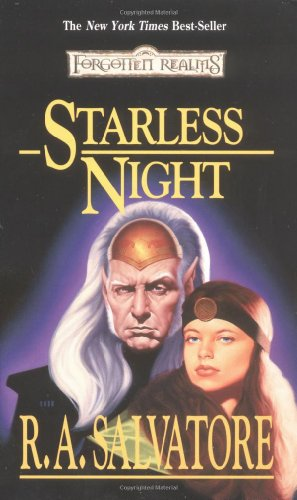 Starless Night: Legacy of the Drow, Book II - R.A. Salvatore