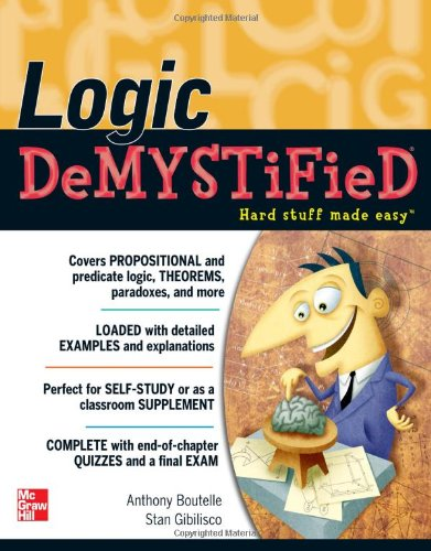 Logic DeMYSTiFied - Tony Boutelle, Stan Gibilisco