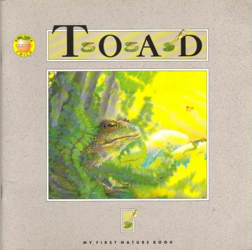 The Toad (My First Nature Book) - Andrienne Soutter-Perrot