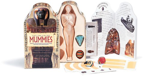 Lift The Lid On Mummies - Jacqueline Dineen