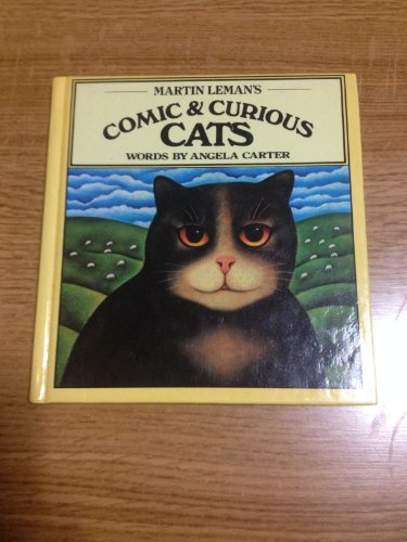 Comic  &  Curious Cats - Angela Carter