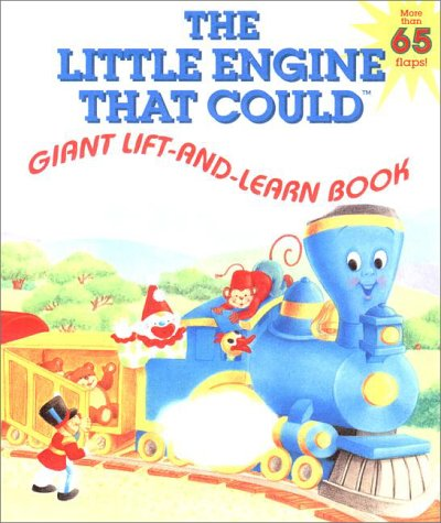 The Little Engine That Could Giant Lift-and-Learn Book - Watty Piper; Christina Ong