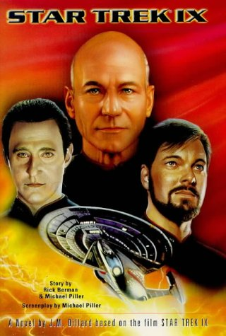 Star Trek Insurrection (Star Trek The Next Generation) - J. M. Dillard; Rick Berman; Michael Piller