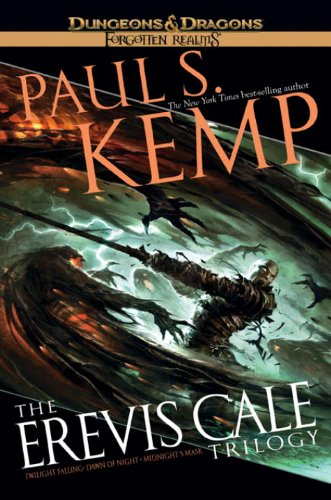 The Erevis Cale Trilogy - Paul S. Kemp