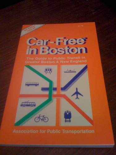 Car-Free in Boston - Charles Bahne