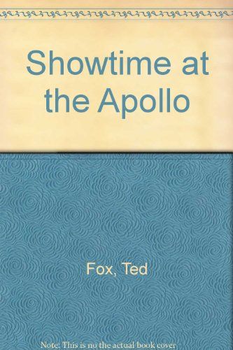 Showtime at the Apollo - Ted Fox