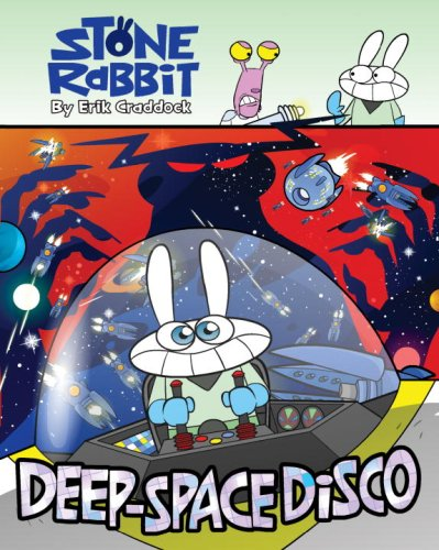 Stone Rabbit #3: Deep-Space Disco - Erik Craddock