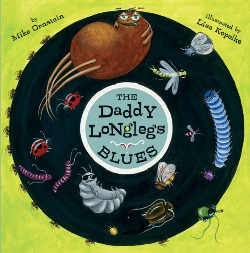 The Daddy Longlegs Blues - Mike Ornstein