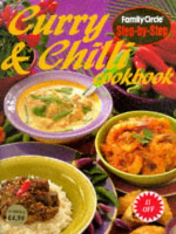 Curry and Chilli Cookbook (Step-by-Step) - Staff of Murdoch Books
