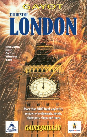 The Best of London - Andre Gayot; Mary Anne Evans